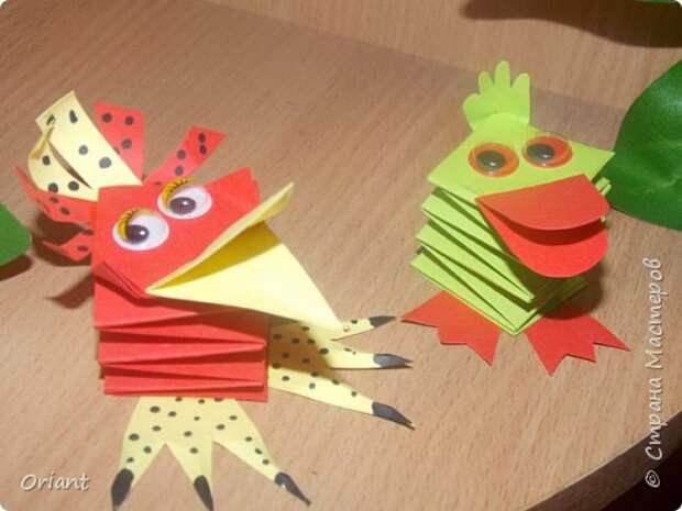 Мастер-класс Педагогический опыт Раннее развитие Бумагопластика Волшебные превращения бумажной ленточки Бумага фото 13
