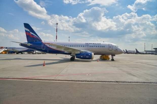 Российские авиакомпании в августе нарастили перевозки пассажиров на 50%
