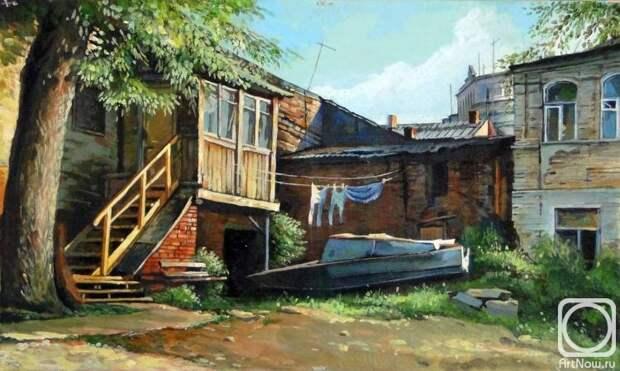 Андрианов Андрей. Катерок