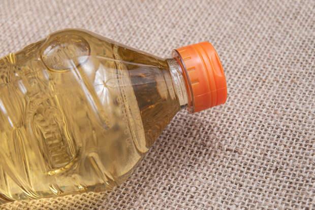 Названы правила безопасного употребления рафинированного масла
