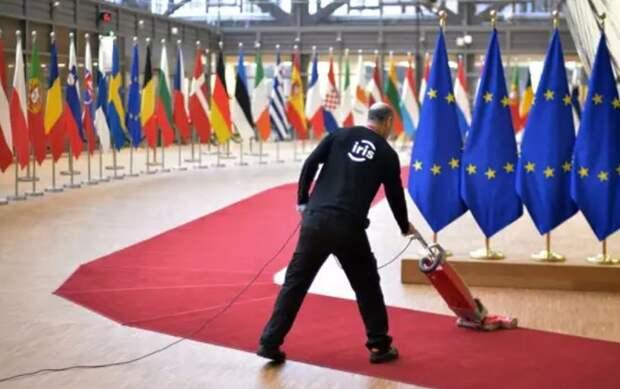 В ЕС испугались принимать стратегическое решение по России