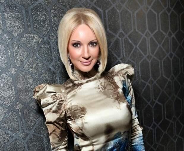 Лера Кудрявцева опубликовала снимок в роскошном платье