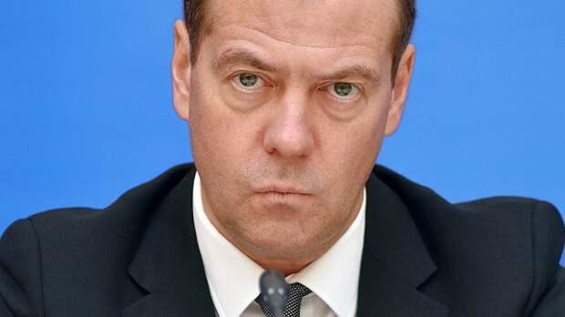 Двадцать восемь проектов Дмитрия Медведева