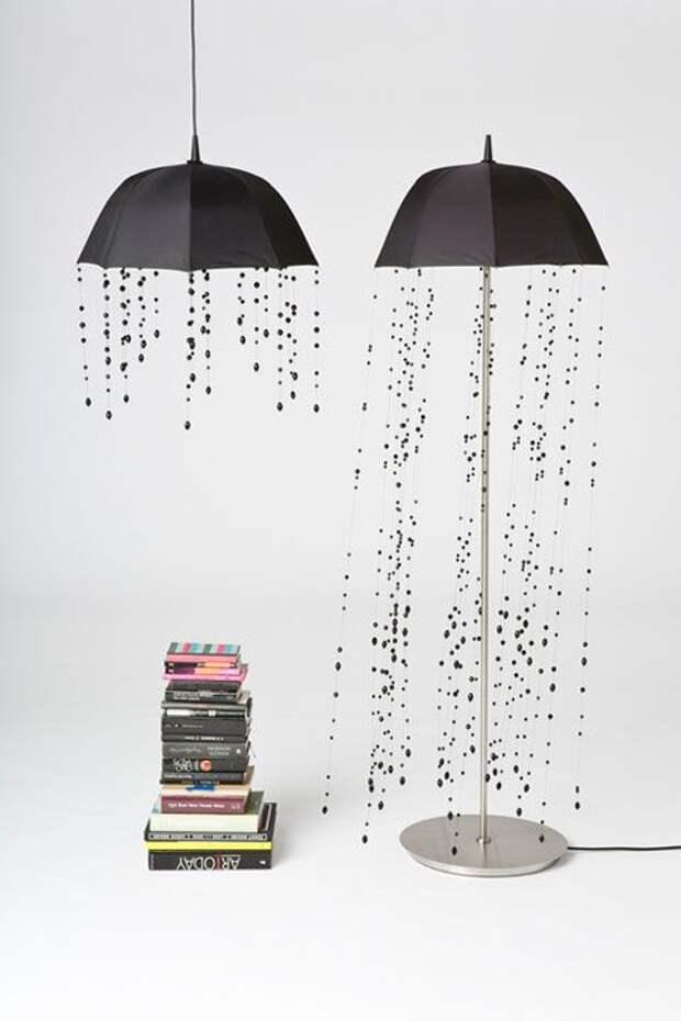 Фотосессия с зонтами