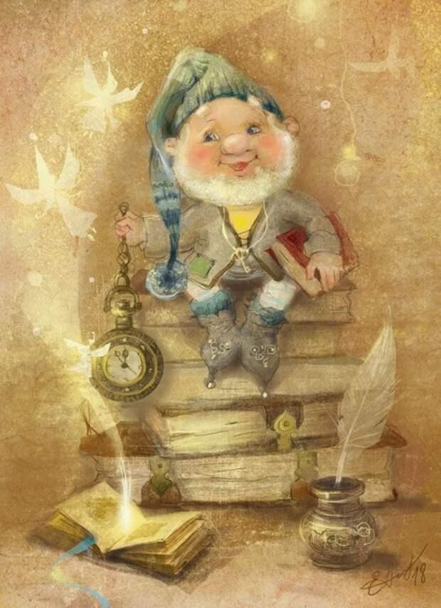 художник Екатерина Бабок иллюстрации – 21