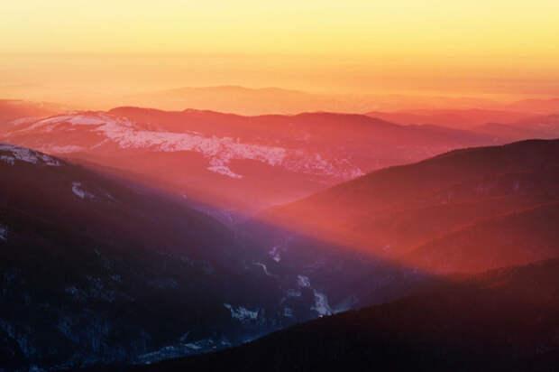 Сказочные фотографии Румынии