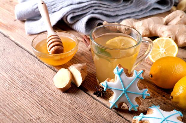 Пять рецептов самых зимних чаёв