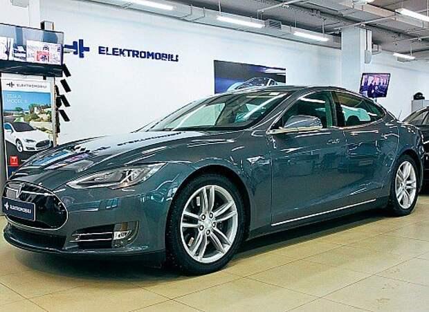 Все электромобили российского рынка: гости из будущего