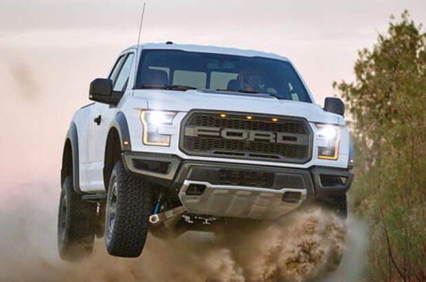 Прыжки наяву: Ford открывает правду об F-150 Raptor