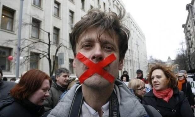 «Свобода слова по-киевски» удивляет российских оппозиционеров-эмигрантов