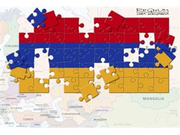Ереван вспомнил, что Ближний Восток совсем рядом