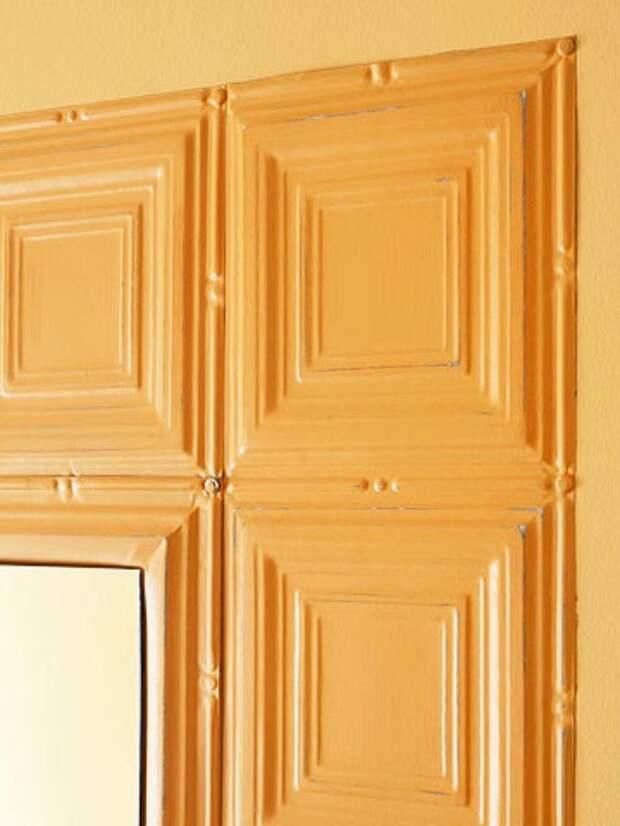 Потолочные панели (подборка)