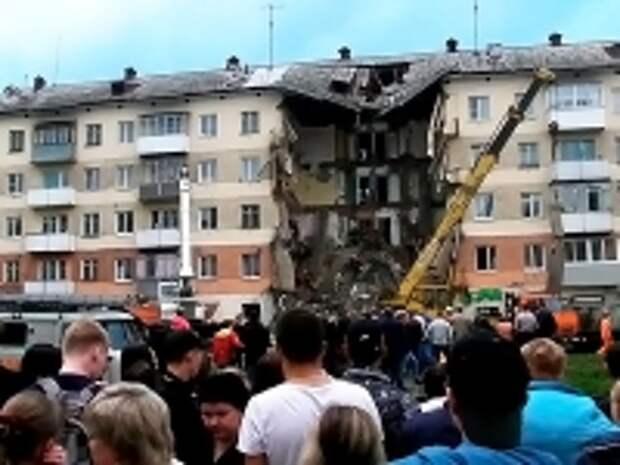 ПРАВО.RU: По делу об обрушении дома в Междуреченске задержан собственник помещения