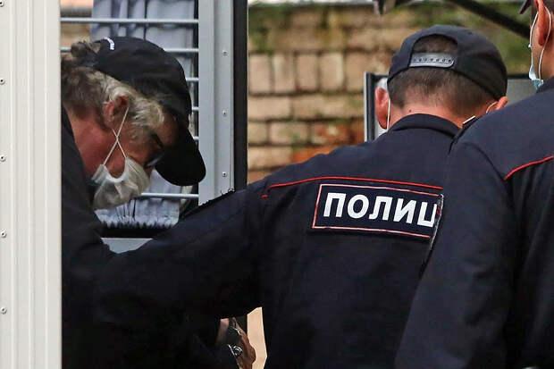 Ефремова вернули в СИЗО «Водник» в Москве