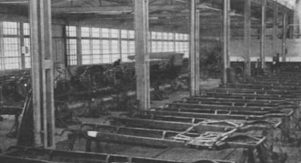 Рождение Руссо-Балта: как выглядел автозавод Российской Империи