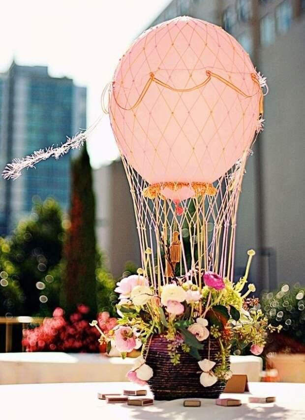 Воздушные шары...из воздушных шариков