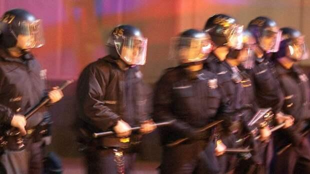 В Бухаресте начались беспорядки, задержаны 33 человека