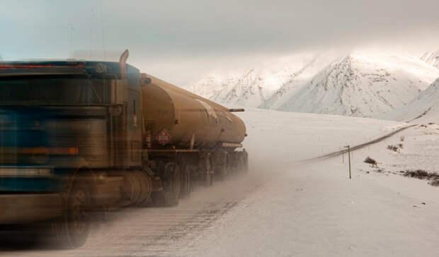 Шоссе Далтона, Аляска дорога, путешествие, трасса
