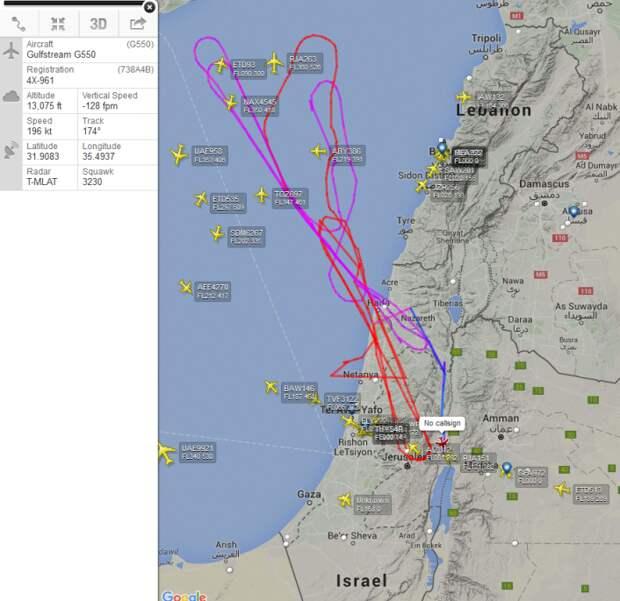 Как русские скрытно перебросили авиаполк в Сирию