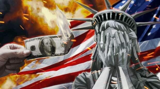 Ищенко пояснил, на что могут пойти США для предотвращения обвала доллара