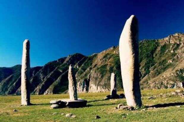 Алтай: Земля богов и людей