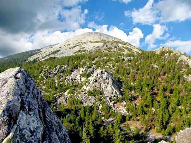 Красота национального парка Таганай на Урале