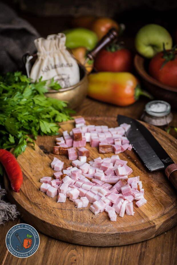 Спагетти Голодранца Из Одессы с морковью, Еда, Кулинария, Длиннопост, Фотография, Рецепт