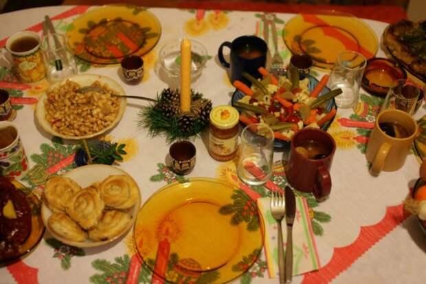 Рождественский пост (православный) 2015-2016: календарь питания по дням