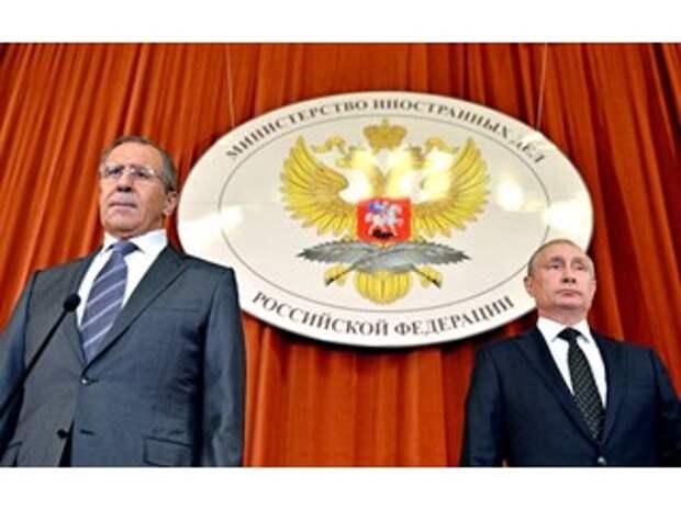 Россия начала дипломатическую войну с Западом