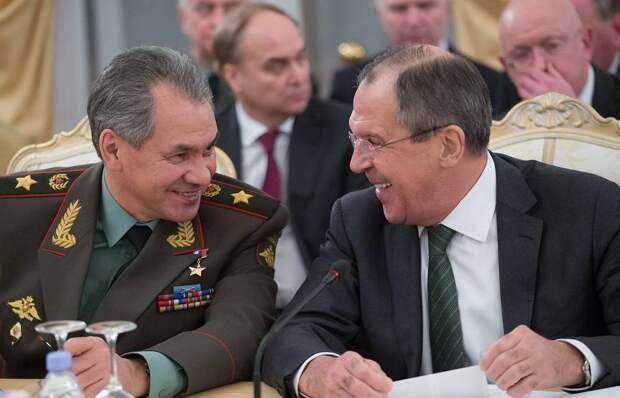 Шойгу и Лавров наказали главу Пентагона за длинный язык