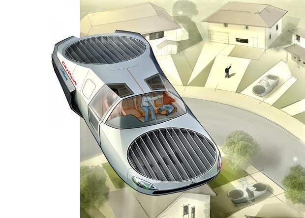 Израильский беспилотный «аэромул» станет пассажирским