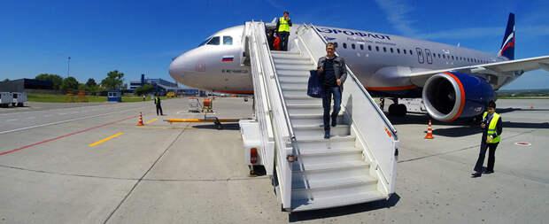 Аэрофлот сделает выбор мест в самолете платным
