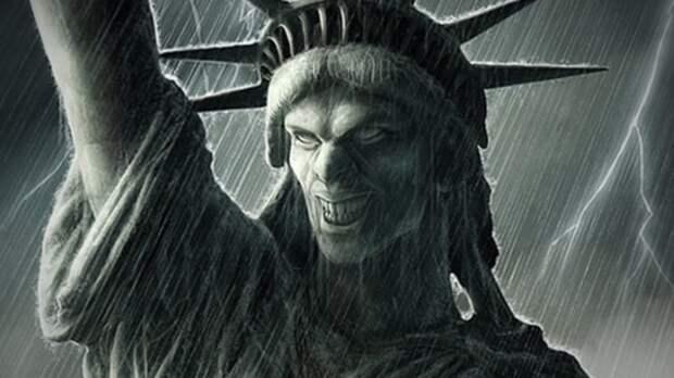 Американская карма — распад и разрушение страны