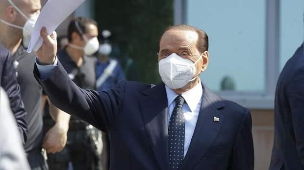 Euronews: «самое серьёзное испытание в жизни» — Берлускони поблагодарил врачей, лечивших его от коронавируса