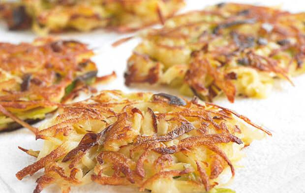 Оладьи из картошки: распробовали рецепты и готовим всю неделю