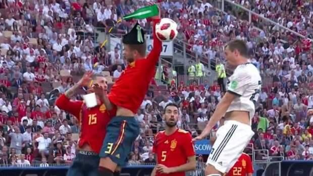 Главные неудачники чемпионата мира по футболу в России (ВИДЕО)