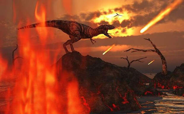 5 самых массовых вымираний животных