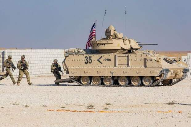 Пентагон ненамерен сокращать военное присутствие вИраке