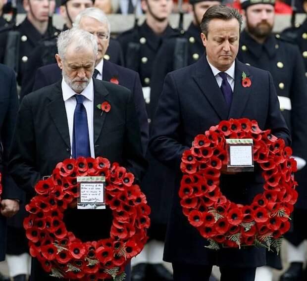 День Памяти погибших в войнах в Великобритании