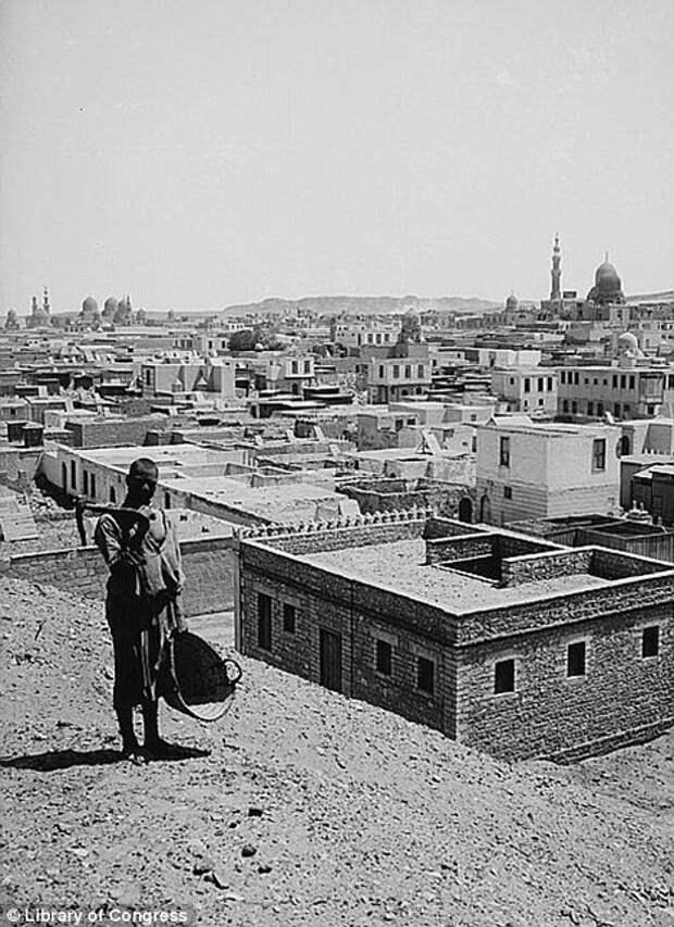 Каир 1900 - 1936