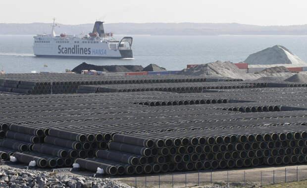 «Газпром» и европейские партнёры планируют вдвое увеличить мощность «Северного потока»
