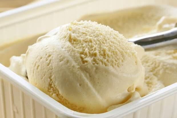 как приготовить мороженое в домашних условиях