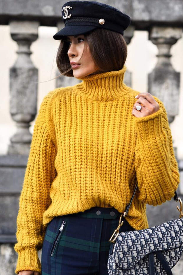 9 ультрасовременных вещей, которые носят стильные модницы этой зимой