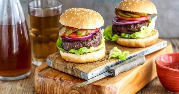 Бургер - рецепты аппетитной, сочной и необыкновенно вкусной закуски!