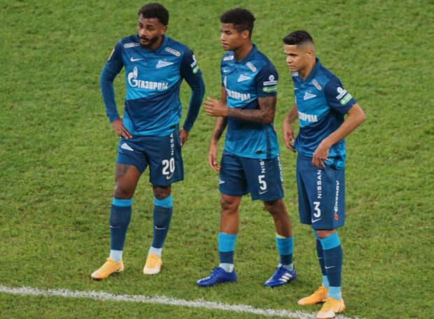 Помимо Караваева  под вопросом участие в матче с «Арсеналом» еще троих зенитовцев