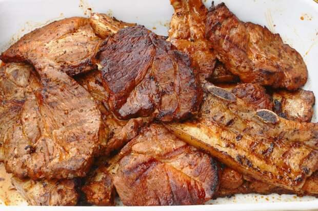 5. Приготовленное мясо продукты, хранение