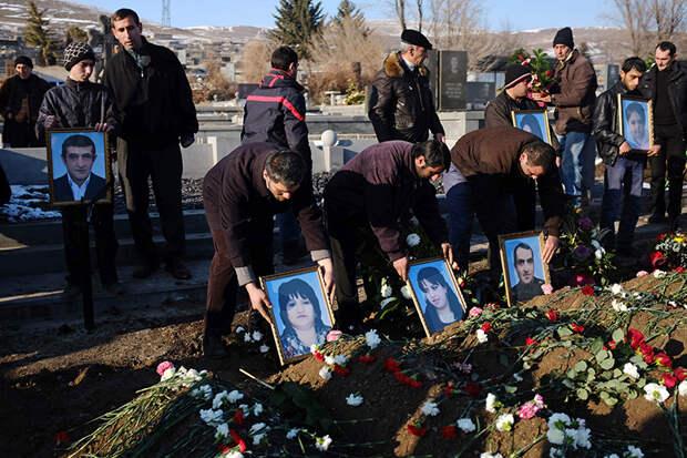 Тигран Манасян. Операция «Пермяков», или Попытка поссорить Армению с Россией