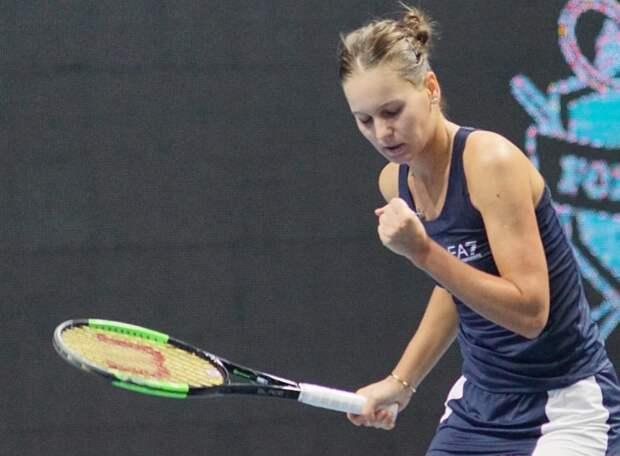 Павлюченкова и Кудерметова обыграли теннисисток из Топ-10 и вышли в 3-й круг супертурнира в Мадриде