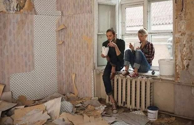 5 причин, почему следует оказаться от идеи делать ремонт самостоятельно