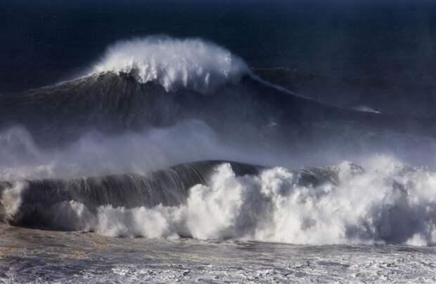 200 метров высотой: цунами, которое никто не заметил